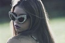 Sunglasses  / Collection of retro funky and stylish shades / by Cassandra Carter