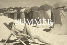 summer / by Left on Houston