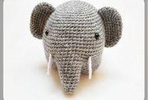 DIY Crochet Amigurimi | Haken Amigurimi / by Jip by Jan | Janneke Assink