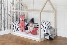 Playroom Interior Decor / Playrooms & Fun Spaces for Kids