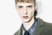 Green escape / Man Collection AW14 / by sisley