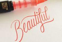 ~Calligraphy~ / by Amanda Buss