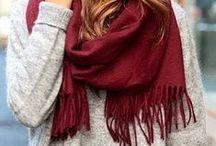Cooler Weather Wardrobe Wishes / by Amanda Buss