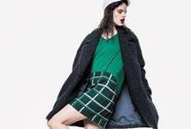 Emerald Touch / Woman Collection AW14 / by sisley