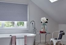Bathroom Windows / Bathroom inspiration for all tastes and needs form Bloc Blinds.