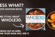 Paleo Recipes / Recipes , healthy living, books, Whole 30 Challenge