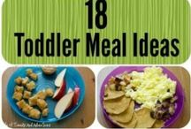 Toddler Meals / by Jennifer Randall