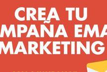 Email Marketing  / Todo acerca sobre esta herramienta del Marketing