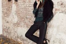 Fall Winter 2016 Women's Collection / Sisley's Fall Winter 2016 Collection is a new contemporary vision on elegance and style, featuring urban edge, eastern charm, sophisticated looks and mannish appeal.