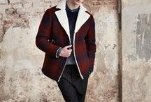 Fall Winter 2016 Men's Collection / The new Fall Winter 2016 Collection gives casual and everyday outfits a cool new style: a daily travel from charcoal grey skies to deep blue seas for a metropolitan player with a folk soul.