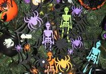 DIY Halloween Decorations / DIY Halloween Christmas Tree Decorations And Ideas