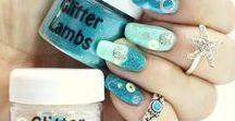 Nail Glitter   Glitter Lambs / Glitter Lambs Nail Glitter. Shop nail glitters at GlitterLambs.com. Loose Glitter For Nails #nails #nailart #glitternails #nailglitter #holographicglitter #naildesigns