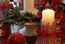 Christmas Decor / by Maria Rhadans