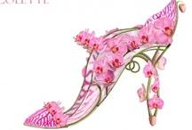 Extravagancia, zapatos locos locos