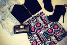 Outfit Ideas / by Mayra Diaz