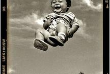 smile! / jump, wind, dance