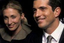 JFK Junior & Caroline Bessette Kennedy