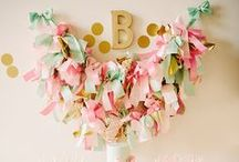 Pink & Gold Party Inspiration