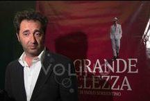 Toni Servillo & Paolo Sorrentino @ Cinema Filangieri / Presentazione del film La Grande Bellezza