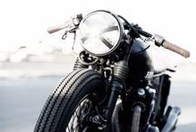 Bonneville Cafe Racer