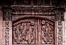 Красивые двери мира