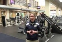 Caz Fitness / Exercises, tips, tricks and information to staying healthy.  / by Cazenovia College