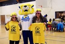 ZACPack / Our community of students, showing off their school pride. / by Cazenovia College