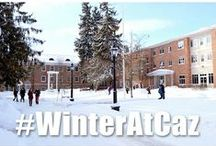 #WinterAtCaz / Cazenovia College's first Instagram contest / by Cazenovia College