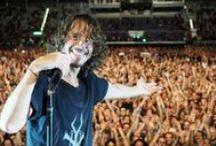 Chris Cornell / The voice  / by Fátima Santos