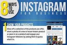 Social Media : Instagram / Tout savoir sur #Instagram #SMO #SocialMedia