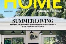 Home Journal / Home Journal Interiors magazine based in Hong Kong.  Beautiful Interiors   Inspired living