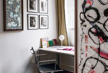 Study / Stylish office and work spaces
