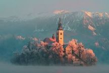 Slovenia Travel / Slovenia, a tiny and beautiful country in Europe. One of the best places I've ever been to!