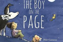 The Boy on the Page Teaching Notes / CARNAVAS, Peter, New Frontier Publishing 2013.  Fun and educational teaching ideas for ages 4 and up, covering subjects of Literacy, Maths, Technology, Science, Arts and Crafts.  www.romisharp.wordpress.com/the-boy-on-the-page-teaching-notes