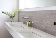 Architecture // Bathrooms