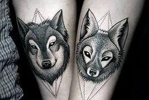 Konst på kroppen   Tattoos