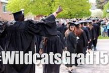 #WildcatsGrad15 / It's almost time for the Class of 2015 to graduate!  / by Cazenovia College