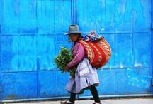 Daily Life South America / Photographs of daily life in South America.