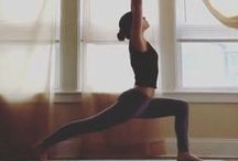 Yoga / yoga poses and sequences