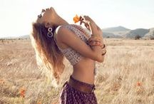 Boho fashion, hippie, my style / After many years of looking for my favourite style, I've discovered boho! Love it!!!