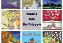 Halloween Books, Crafts and Learning Ideas / Find a spooktacular range of picture books, arts and crafts, and educational ideas, perfect for your Halloween themed lessons or parties.  www.romisharp.wordpress.com www.facebook.com/mylittlestorycorner www.twitter.com/mylilstorycrner
