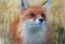 Foxes & Art