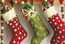 Christmas Decor / by Stacy