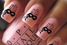 Nail Art - a little Girlie Indulgence