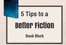 Writing Tips / Writing the Catchy Book Blurb, Writing Tips, Anything Writing