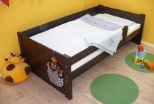 """Ágymester - """"Csibész"""" ágyak, """"Csibész bedframes"""" / 90x200cm-es matracméretű,szögletes formájú ifjúsági ágyunk fenyőfából. Kérésre keményfából is készítjük."""