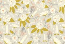 Pattern& illustration / by Nianchen Wu