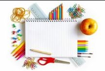 Back To School / Backpack? Check. Pencils? Check. Notebook? Check. Glue Stick? Check.