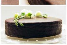 Kakut / Metsola Centerin pitopalvelun leipomia maukkaita kakkuja