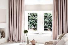 Curtains * windowdressing * screens * blinds / Windowdecoration fabrics textiles raambekleding